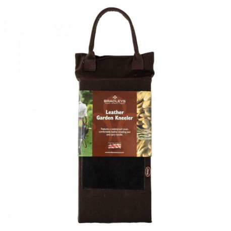 Almohadilla impermeable marrón