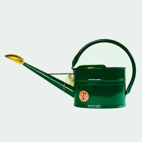 """Regadera verde Haws """"Slimcan"""" 5 litros"""