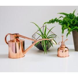 Kit de regadera y pulverizador de cobre Haws