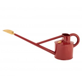 Regadera profesional largo alcance 3,5 litros color rojo