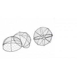 Molde de topiaria forma esfera