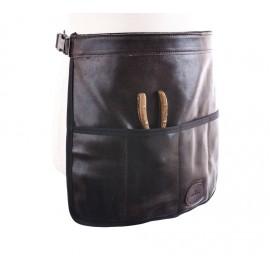 Cinturón portaherramientas de cuero