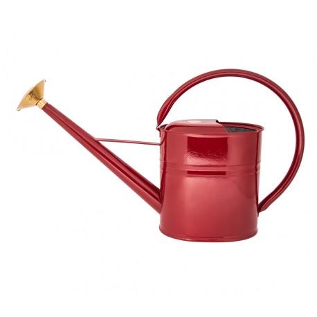Regadera de acero de 5 litros