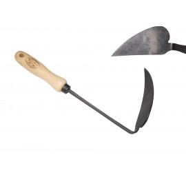Azada coreana de acero cortante