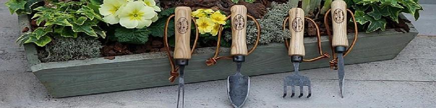 Outils mini pour potagers urbains, semis et bonsais