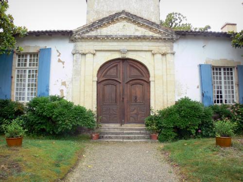 Castillo de Gaujacq